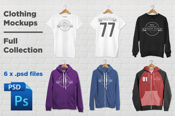 Photorealistic Clothing Mockup Files by @DanFreebairn. Download here: http://t.co/Qk1huqz0nM -  *ad http://t.co/HR2YwzcqUc