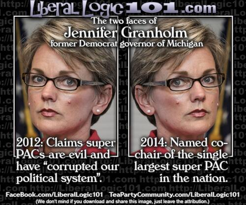 The Two Faces of a Typical Liberal... http://t.co/cu44VKWhiG
