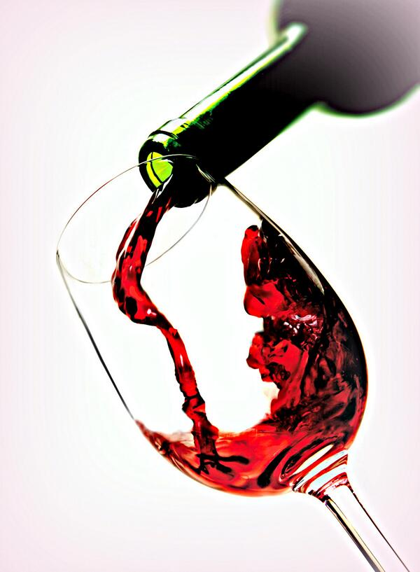 """""""A full cup of #wine at the right time is worth more than all the kingdoms of this earth!"""" ~ Gustav Mahler http://t.co/XsAe2uq6HT"""