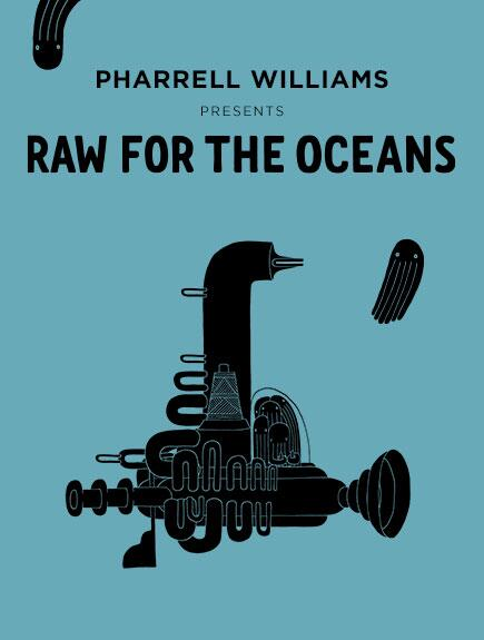 We're turning ocean plastic into denim with @Pharrell and @Bionicyarn #rawfortheoceans http://t.co/Pzyb8hjdyf http://t.co/Tg8hsK7BzE