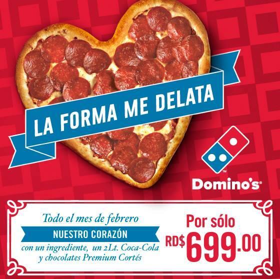 El amor es el ingrediente perfecto! #Pizzacorazón http://t.co/fcRo8ICG4R