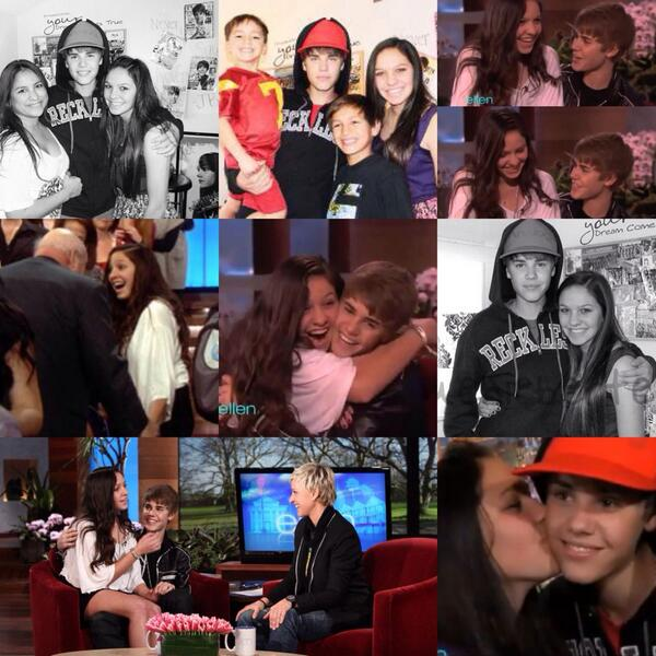 3 years since one of the most magical days. @justinbieber @TheEllenShow http://t.co/5ESM52mc91 http://t.co/YexYtOMpTB