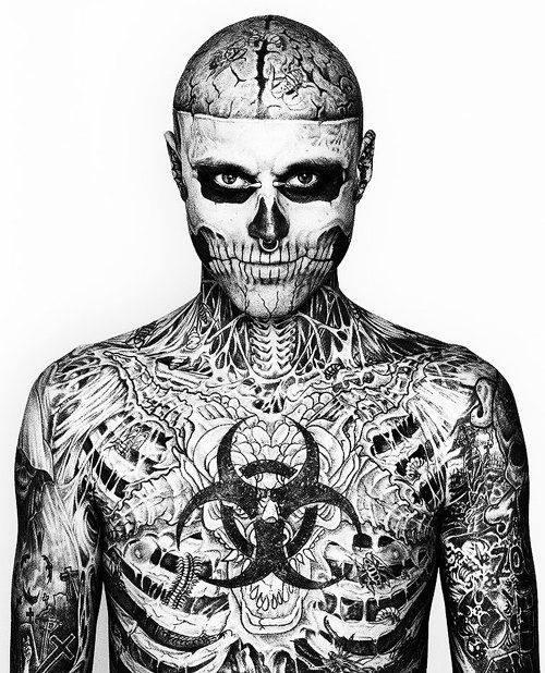 Black & White #ZombieBoy http://t.co/ylgogZXoHc
