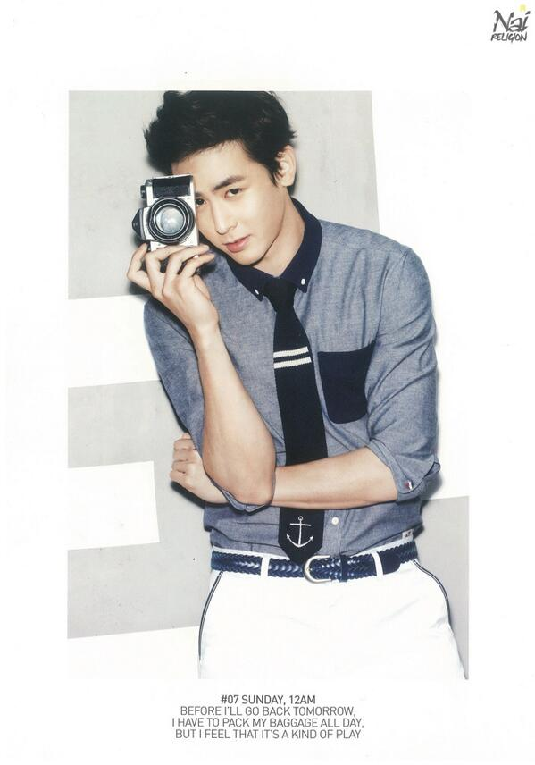 【SCAN】2014 S/S I'M DAVID COLLECTION #Nichkhun part4 8-9 scan by 暴躁奶 Do not edit. Take out with full cr @naireligion http://t.co/dGwUaQwEb9