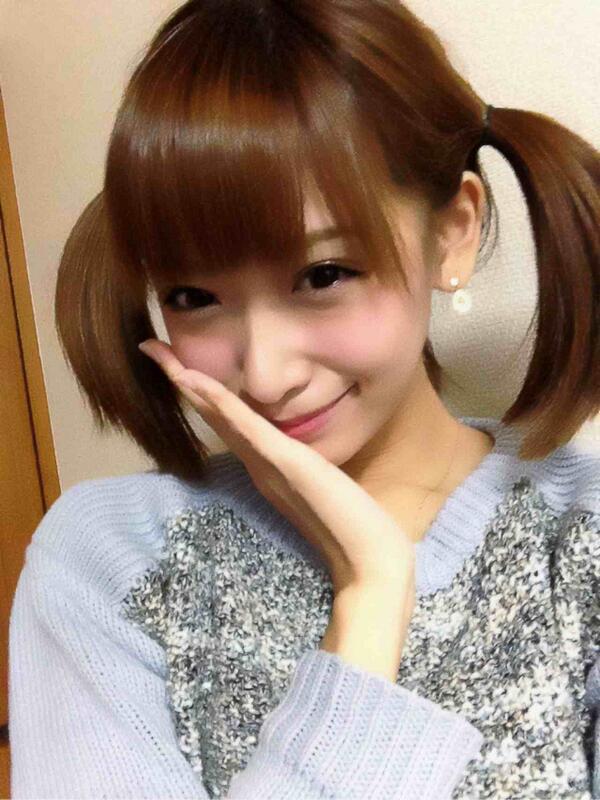 茶髪ツインテール( ^ω^ )♡ http://t.co/t8uEBctmGA