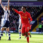 PHOTOS: @LFC lead 1-0 at @WBAFCofficial through @D_Sturridge's goal. See pics from the game - http://t.co/KJiXLAg5z9