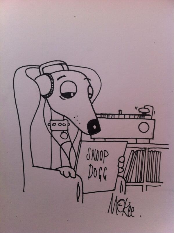 Daily Frank: it's Sunday and Frank's kickin back and just chillin http://t.co/VWON9zy22k