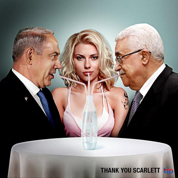 Send Scarlett Johansson a personal thank you. RT to let others know --> http://t.co/qaG39Ctfgb http://t.co/7Ag1etsNEW