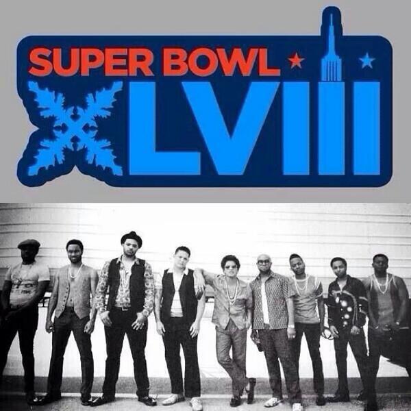 @SuperBowl #Halftime Show Sunday!! @BrunoMars @mrEricHernandez http://t.co/mJiPWAu79k