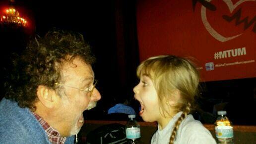 @martamarcapasos felices y contentos! Bravo Marta tiene un marcapasos. Mafalda y papá flipando.Maravilloso trabajo http://t.co/38xWlnBght
