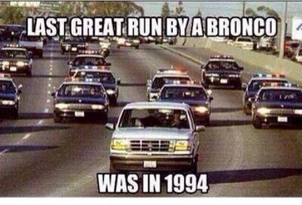 Too soon ? #Broncos http://t.co/h1jN93iu42