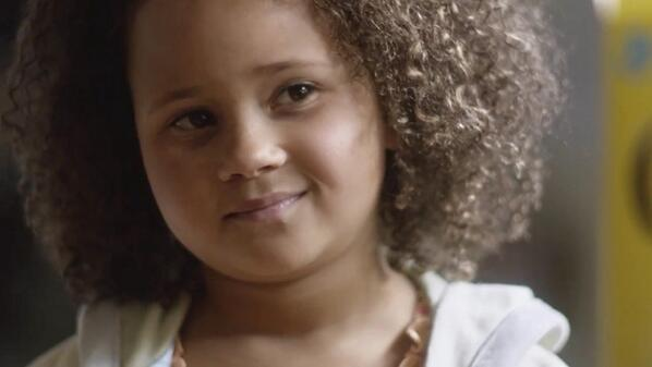 CHEERIOS: Lovely ad. Great story and acting, and a subtle rebuke to haters. Grade: A http://t.co/O0jpmwduGP http://t.co/XRJAl8GbUg