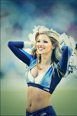 So proud of my @Seahawks