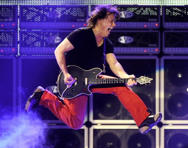 Wish @VanHalen was playing the #SuperBowl? RT! http://t.co/UCCFBGyk8G