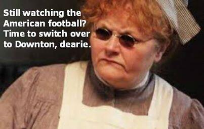 A public service message from @midlifeblvd #downtonabbey #turnoffthesuperbowl http://t.co/pUajs3Dt6Z