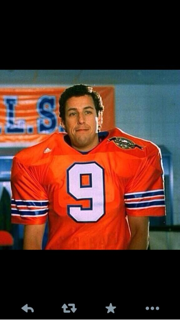 Time for Denver to call in their secret weapon Bobby Booshay http://t.co/mwKIHl01S7