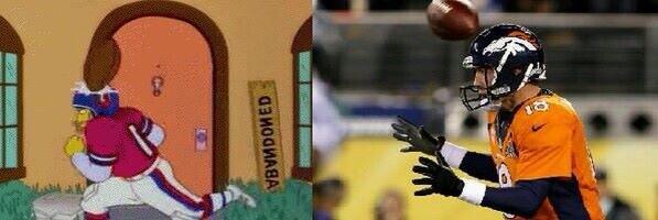 Simpsons did it! #Broncos #SB48 http://t.co/3NPaCXJM3F
