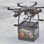 This flying drone can deliver beer, but the FAA won't allow it: http://t.co/yHFjj0htpI http://t.co/eFexfzMLcv