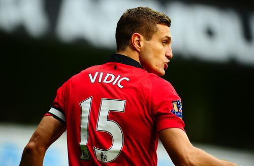 Bfi4YCsCEAAUDAf Manchester United defender Nemanja Vidic agrees contract, in principle, with Inter Milan [Di Marzio]