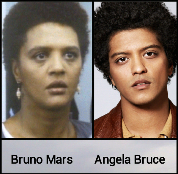 Having seen Bruno Mars for the first time last night,  I felt certain I'd seen him before on Red Dwarf... http://t.co/T8ZkUKMwEy