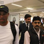You don't want to miss this:  Exclusive pictures of @TigerWoods landing in @Delhi_Airport  http://t.co/jO96EMJ1y1 http://t.co/tfzB0TGY26
