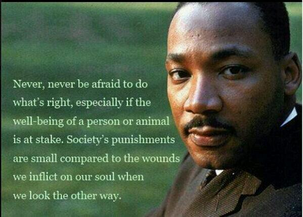 """@YourAnonNews: Never be so ""politically correct"" that you are morally and ethically incorrect."" #MLK #Soul http://t.co/gOnFzHc44V"