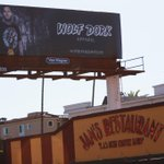 Image of billboard from Twitter