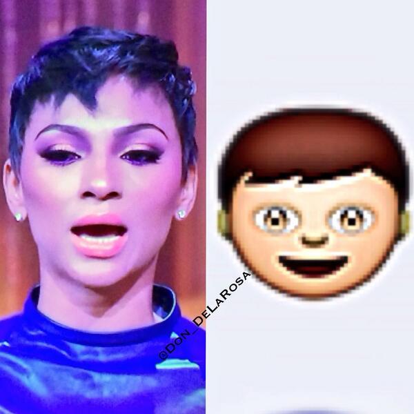 I never new Tara had her own emoji lmfaooo