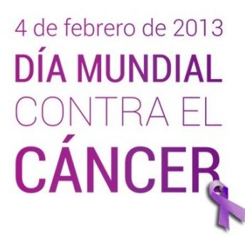 Hoy es el #DiaMundialContraElCancer mi admiración a los que trabajan cada día para ayudarnos a vencerlo #MareaBlanca http://t.co/ZcT59DcRWH