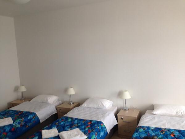 Sochi: Team Canada Hotel Is Small, Likely Has Doorknobs, Hot Water