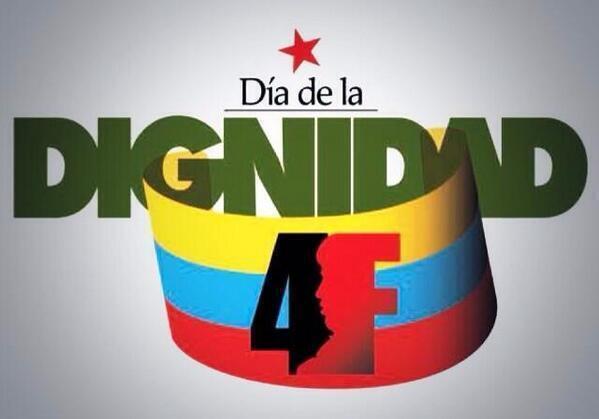 Buen día! Hoy se cumplen 22 años del #4FRevoluciónParaSiempre http://t.co/stU0X80dCw http://t.co/Ax5EhgLiY9