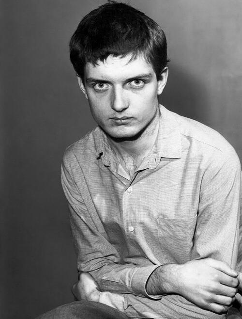 Ian Curtis #JoyDivision http://t.co/8Zov7paPHb