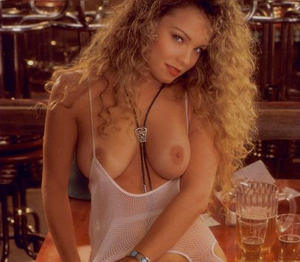 Now that is a real happy hour. Happy Birthday to Miss April 1993, Nicole Wood. #NSFW [pic]: http://t.co/80AraO0CGV