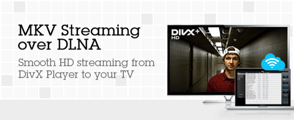 Use DivX Media Server to stream to your biggest screen. It's free, and included in DivX Player. #DLNA http://t.co/eZIizm6Hg5