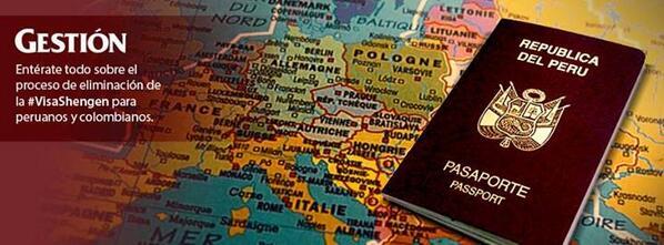 Entérate todo sobre el proceso de eliminación de la #VisaSchengen para los #Peruanos --> http://t.co/calP65HDTS http://t.co/rtxwF42Ww2