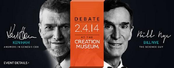 Bill Nye, Ken Ham Creationism Debate Preview: Mass Media Coverage Surrounding Event: http://t.co/QMDGr7u2Os... http://t.co/aCel8p5WS0