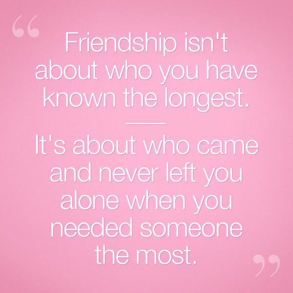Don't take a good #friendship for granted. http://t.co/fy9mlpXjVo