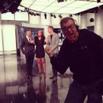 Tom!!! RT @YesithDonado: This is a daily occurrence on set @JasonKennedy1 @GiulianaRancic @JesseGiddings http://t.co/VBv6Oq71sc