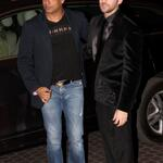 RT @itsBollywood: Pic: @mbhandarkar268 & @NeilNMukesh at @sidkannan & @Neha0902's wedding reception http://t.co/40PBi7Uqyg
