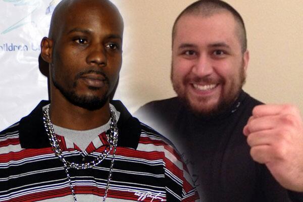 It's Official: George Zimmerman vs. DMX | http://t.co/tINXL8msub http://t.co/phArM3P1UI