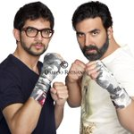 RT @DabbooRatnani: Shot With @akshaykumar & @AUThackeray For The Noble Cause of Women's Self Defence