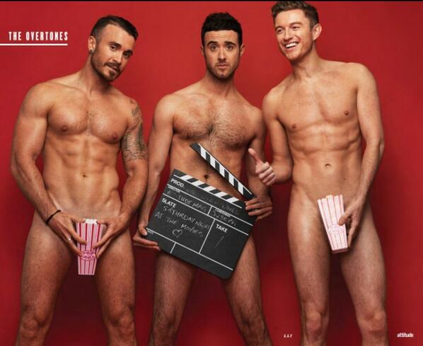 Out today!! @AttitudeMag with very hot under the covers pics of @the_overtones http://t.co/4d82ND38Ix