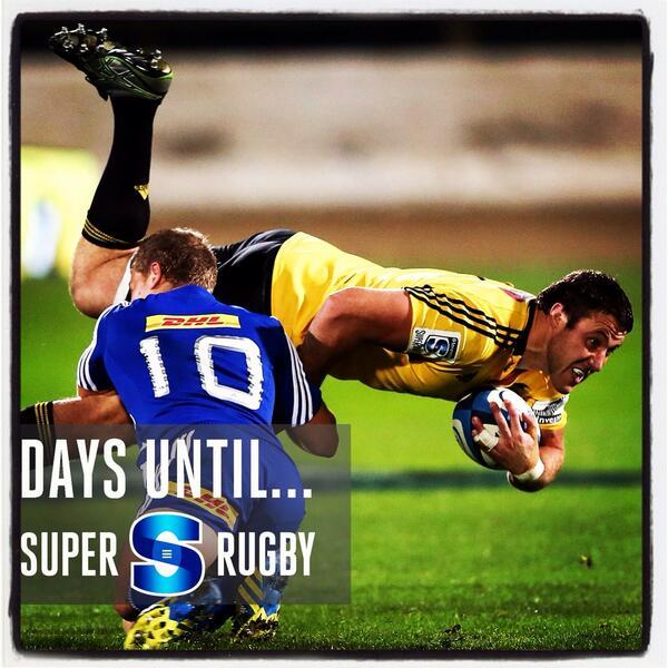 GOTCHA! 10 days until #SuperRugby... http://t.co/kspDLkTQHA