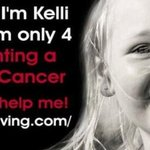 RT @SophieMarie89: Please help raise money for LifeSaving Cancer Treatment for Kelli