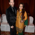 RT @MovieTalkies: @NeilNMukesh @ShwetaPandit7 snapped at RJ @sidkannan & @Neha0902's wedding ceremony.http://t.co/ZhBxL1syTr #Bollywood htt…
