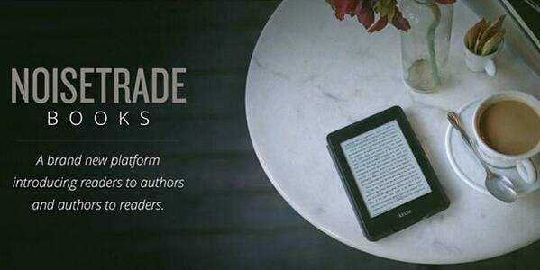 Introducing NoiseTrade Books. Explore here: http://t.co/bwuCTlfkzI http://t.co/WVgZWKjgP6