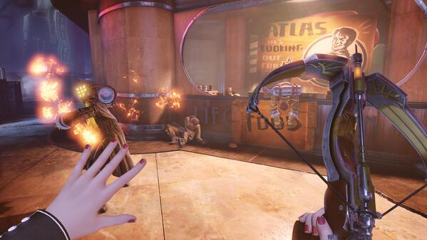 If you missed the morning announcement, #BioShockInfinite #BurialAtSea - Episode Two will be available March 25! http://t.co/qZMfXeqZ6z