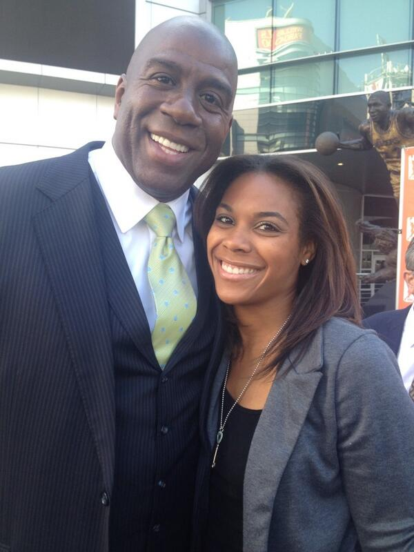 I am so excited @MagicJohnson Can't wait for the season! Thank you!! http://t.co/FemjZfeQa1