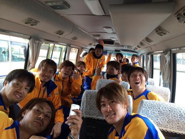みんな充実した顔してますね〜(゚д゚;) http://t.co/FCAsytJq7N