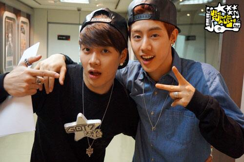 One day with Jark (Jackson n Mark) GOT7